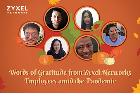 Happy Thanksgiving from Zyxel Networks