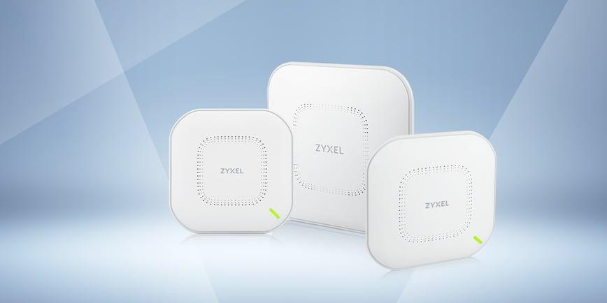 Meet the Zyxel Networks WiFi Family