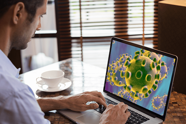 The Coronavirus and its impact on computers