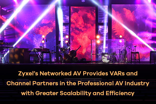 The ever-growing diversity of AV-over-IP applications